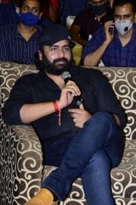 Nara Rohit @ ISHQ Movie Pre Release Event Stills