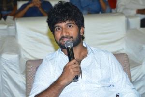 Prasanth Varma @ ISHQ Movie Pre Release Event Stills