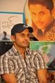 Actor Nitin at Ishq Success Meet Stills