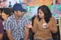 Nitin, Nithya Menon at Ishq Success Meet Stills