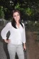 Nisha Agarwal at Ishtam Movie Team Interview Stills