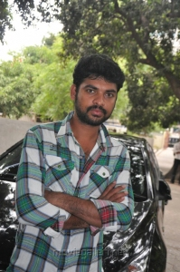 Actor Vimal at Ishtam Movie Team Interview Stills