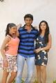 Siva, Sarayu & Shruti Reddy at ISJ films Press Meet Stills