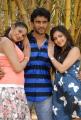 Shruti Reddy,Siva,Sarayu at ISJ films Press Meet Stills