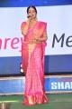 Udaya Bhanu @ Ismart Shankar Audio Launch Stills