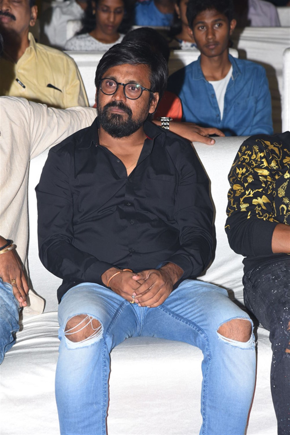 Ismart Shankar Audio Launch Stills