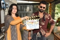 Charmme Kaur, Ram Pothineni @ iSmart Shankar Movie Opening Stills