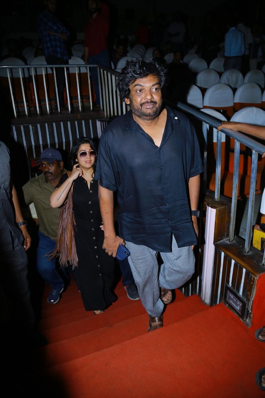 Puri Jagannath @ iSmart Shankar Movie Team at Sudarshan Theatre Photos