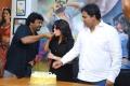 Puri Jagannath, Charmi, Abhishek Nama @ iSmart Shankar Movie Success Celebrations Stills