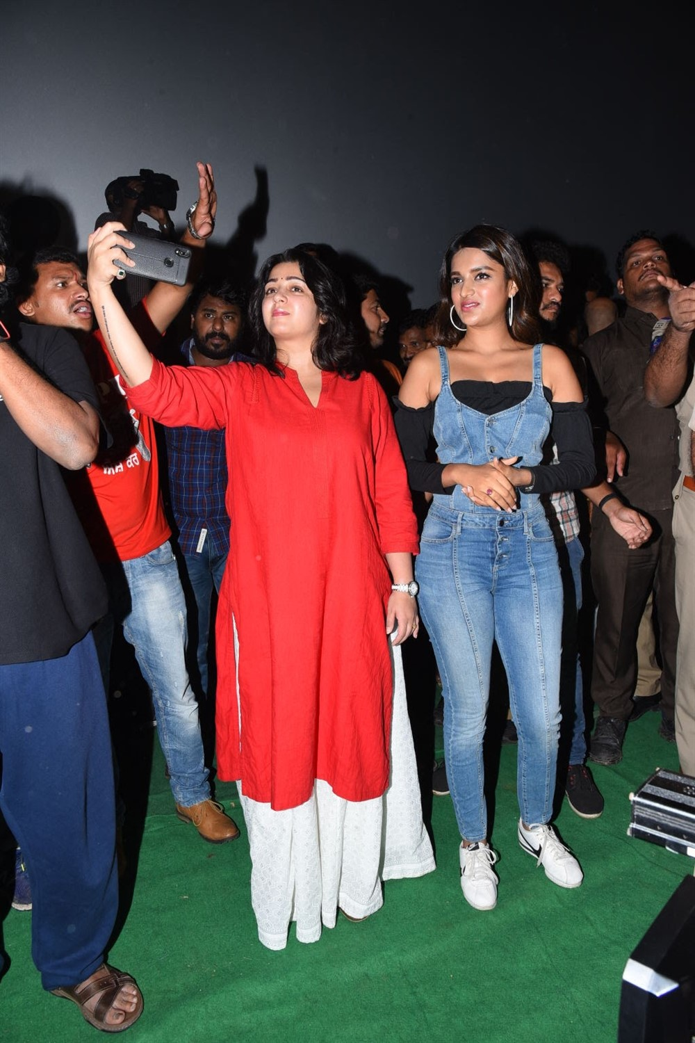 iSmart Shankar Success Tour @ Khammam Stills
