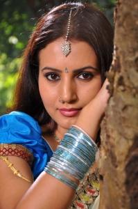 Actress Anu Smruthi in Ista Sakhi Movie Stills