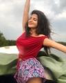 Actress Iswarya Menon Latest HD Photoshoot Pictures