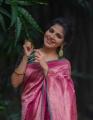 Actress Aishwarya Menon Saree Photoshoot Pictures HD