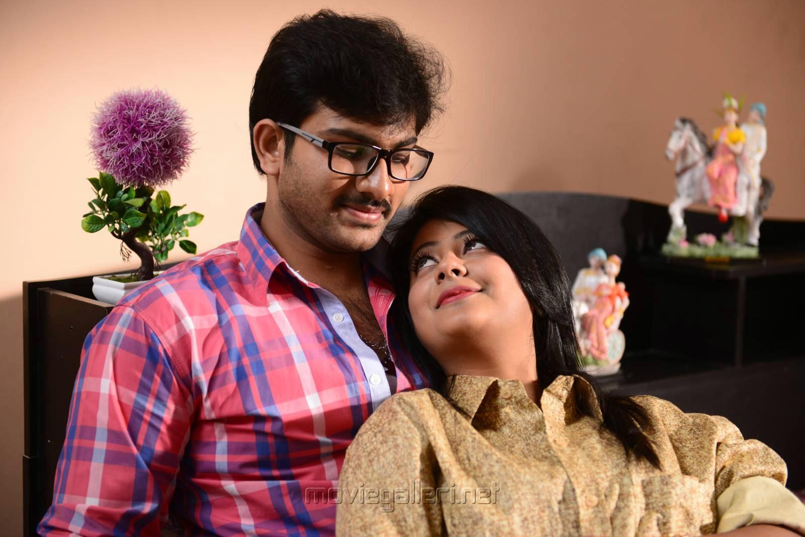 Sree Karthikeya, Shubhangi Pant in Itlu Anjali Movie Photos