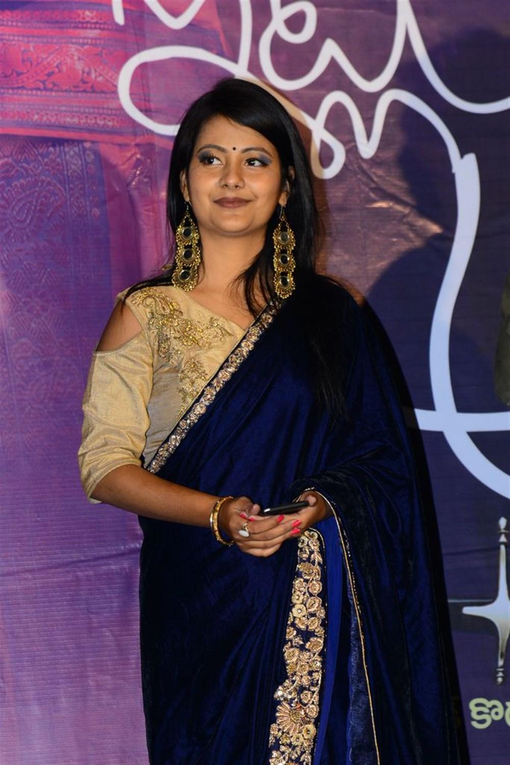 Actress Shubangi Pant @ Itlu Anjali Movie Trailer Launch Stills