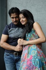 Arjun, Surveen Chawla in Itlu Prematho Movie Stills