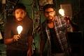 Gautham Karthik, RJ Balaji in Ivan Thanthiran Movie First Look Images