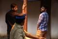 Gautham Karthik, RJ Balaji in Ivan Thanthiran Movie Stills