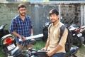 RJ Balaji, Gautham Karthik in Ivan Thanthiran Movie Stills
