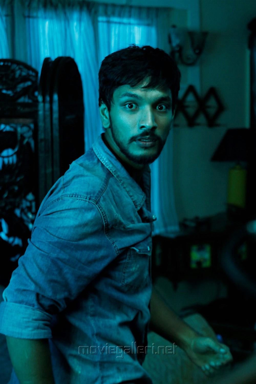 Actor Gautham Karthik in Ivan Thanthiran Movie Stills