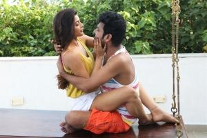 Ashna Zaveri, Vimal in Ivanukku Engeyo Macham Irukku Movie Hot Photos HD