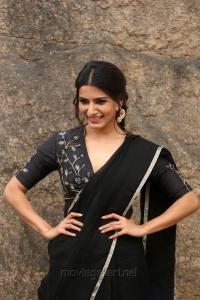 Jaanu Movie Actress Samantha Akkineni Interview Photos