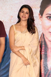 Actress Samantha @ Jaanu Movie Trailer Launch Stills