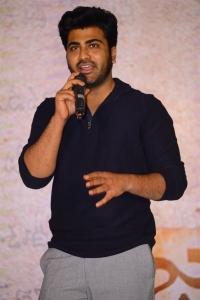 Sharwanand @ Jaanu Movie Trailer Launch Stills