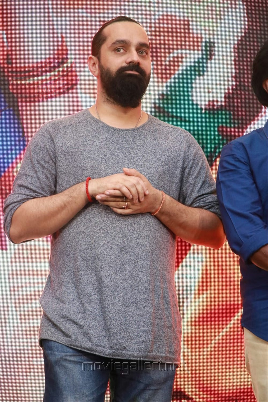 Vishal Chandrashekhar @ Jackpot Movie Audio Launch Stills