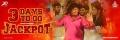 Actor Yogi Babu in Jackpot Movie Release Posters