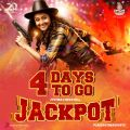 Actress Jyothika Jackpot Movie Release Posters