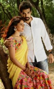 Bindu Madhavi, Sibiraj in Jackson Durai Movie Stills