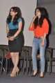 Actress Sidhu at Jagame Maya Movie Trailer Launch Stills