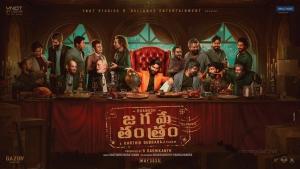 Actor Dhanush Jagame Tantram Movie First Look HD Wallpapers