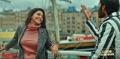 Aishwarya Lekshmi, Dhanush in Jagame Thanthiram Movie HD Images