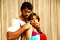 Siva, Sanjana in Jagan Nirdoshi Hot Photos