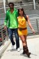 Siva, Sanjana in Jagan Nirdoshi Movie Hot Stills