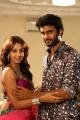 Siva & Sanjana in Jagan Nirdoshi Telugu Movie Stills