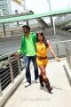 Siva, Sanjana in Jagan Nirdoshi New Stills