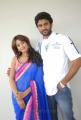 Siva, Sanjana at Jagan Nirdoshi Press Meet Stills