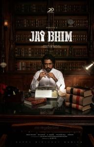 Suriya Jai Bhim Movie Second Look HD Poster