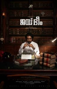 Suriya Jai Bhim Malayalam Movie Second Look Poster HD