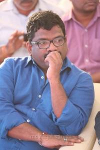 Lyricist Chandrabose @ Jai Lava Kusa Audio Release Function Photos