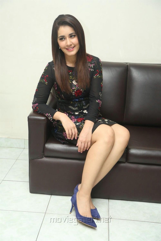 Jai Lava Kusa Rashi Khanna Interview Images