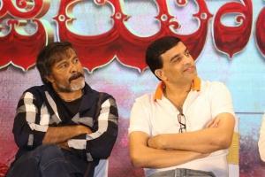 Chota K Naidu, Dil Raju @ Jai Lava Kusa Success Meet Stills