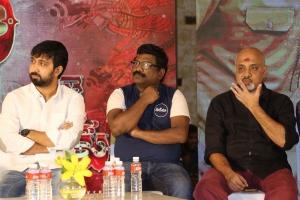 Chandrabose, Ramajogayya Sastry @ Jai Lava Kusa Success Meet Stills