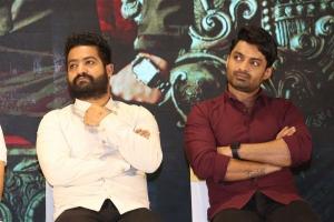 Jr NTR, Nandamuri Kalyan Ram @ Jai Lava Kusa Success Meet Stills
