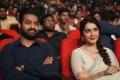 Jr NTR, Raashi Khanna @ Jai Lava Kusa Trailer Launch Stills