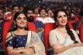 Raashi Khanna, Niveda Thomas @ Jai Lava Kusa Trailer Launch Stills