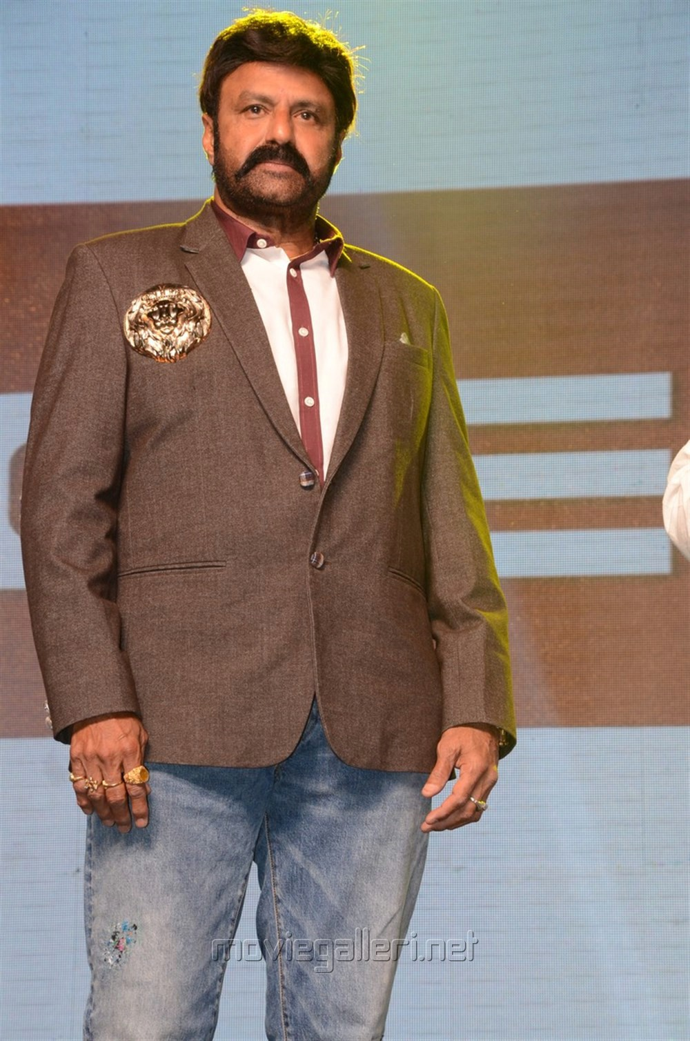 Balakrishna @ Jai Simha Audio Launch Stills